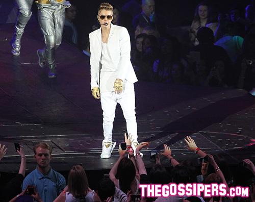 tgbieber Justin Bieber in ospedale dopo un collasso sul palcoscenico