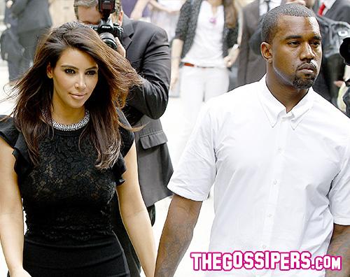 TG KimKardashian Kim Kardashian è gelosa di Kanye West