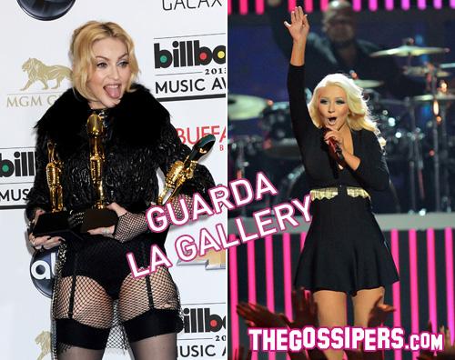 madonnaxtina Taylor Swift trionfa ai Billboard Music Awards