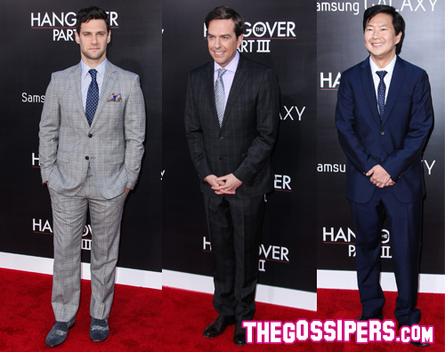 tre Bradley Cooper presenta Una notte da leoni 3