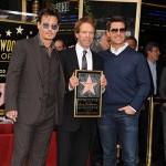 Jerry Bruckheimer JonnyDeepTomCruise 150x150 Johnny e Tom celebrano Jerry Bruckheimer
