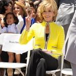 jane 150x150 Jennifer Lopez riceve una stella sulla Walk of Fame