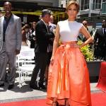 jennifer7 150x150 Jennifer Lopez riceve una stella sulla Walk of Fame