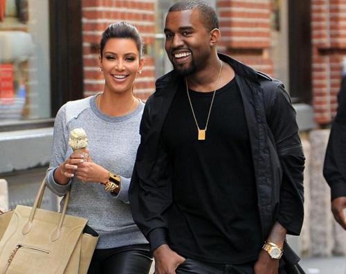 kimkanye Kim Kardashian è diventata mamma!