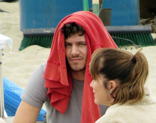 adam brody Adam Brody si diverte con il beach volley