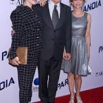 Georgia Ford Harrison Ford Calista Flockhart 150x150 Miley e Liam insieme alla premiere de Il potere dei soldi