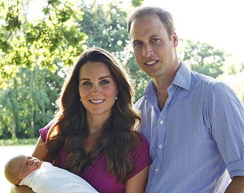 kate william2 Ritratto di famiglia per William e Kate