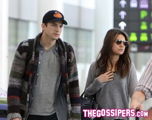 ashton mila Ecco il nome della figlia di Mila Kunis e Ashton Kutcher