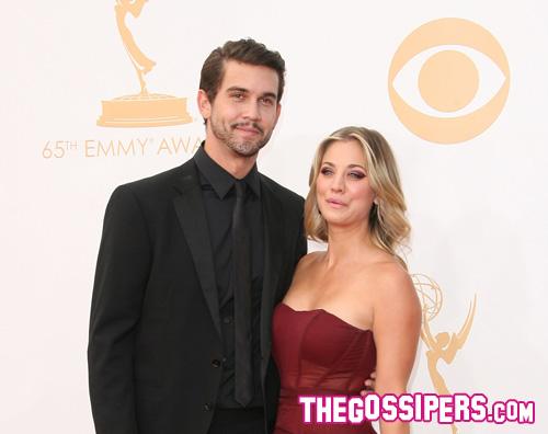 kaley Kaley Cuoco e Ryan Sweeting divorziano