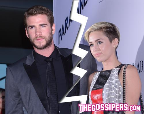 mileyliamfinita Miley Cyrus, le ragioni della separazione in Slide Away