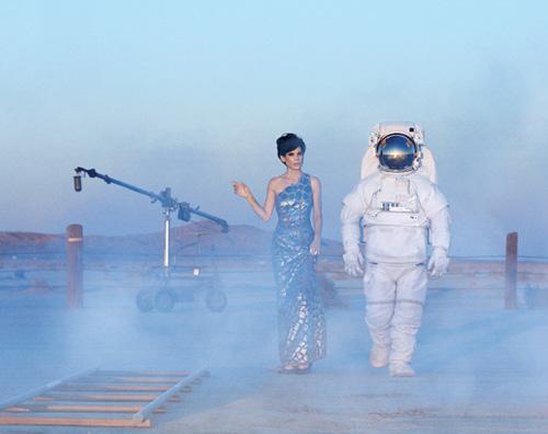 sandra vogue2 Sandra Bullock elegante per Vogue