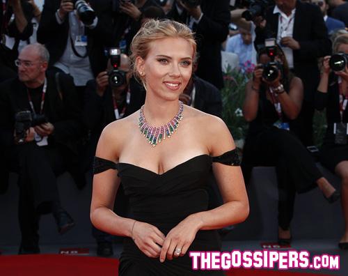 scarlett johansson Scarlett Johansson La monogamia è innaturale