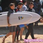 Liam Payne e Louis Tomlinson 150x150 Liam e Louis dei One Direction fanno surf