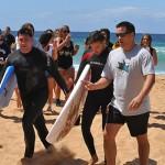 Liam Payne5 150x150 Liam e Louis dei One Direction fanno surf