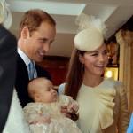 battesimo2 150x150 Kate e William battezzano il piccolo George