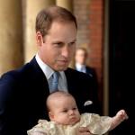 battesimo4 150x150 Kate e William battezzano il piccolo George