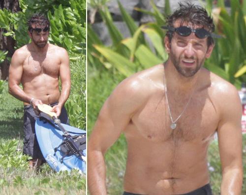 bradley2 Bradley Cooper alle Hawaii con Suki