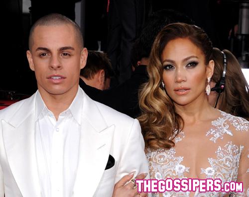 casper1 Jennifer Lopez vicina alla rottura con Casper Smart?