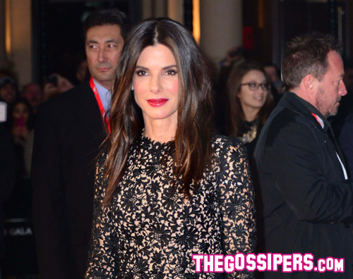 sandra1 Sandra Bullock sul red carpet del London Film Festival