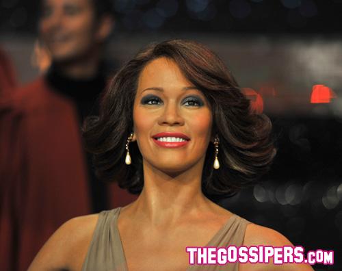 whitney Il Madame Tussauds rende omaggio a Whitney Houston