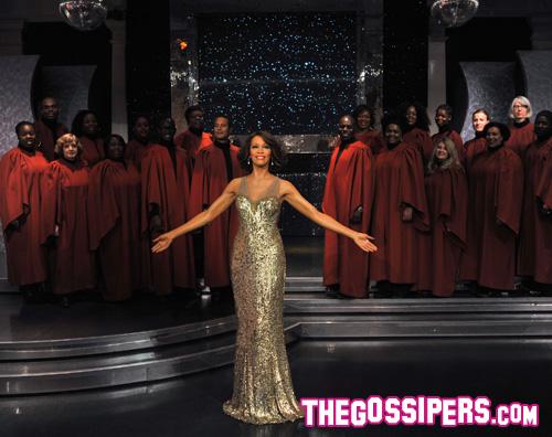 whitney2 Il Madame Tussauds rende omaggio a Whitney Houston