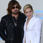 Billy Ray e Miley Cyrus 150x150 AMAs 2013: tutte le foto del red carpet