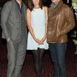 Jackson Rathbone Peter Facinelli Nikki Reed 150x150 Nikki, Jackson e Peter presentano Twilight Forever