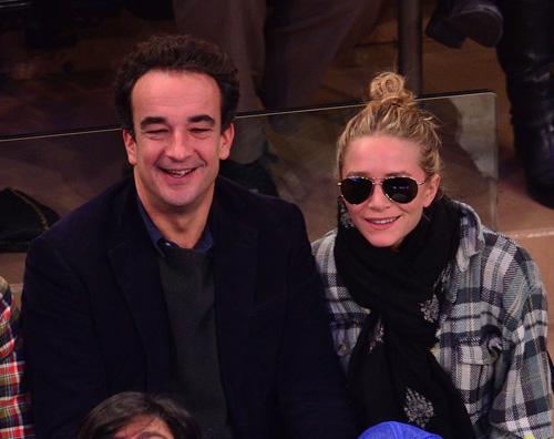 sarko3 Mary Kate Olsen e Olivier Sarkozy si sono sposati