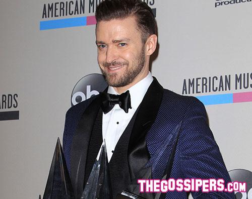 timberlake amas American Music Awards 2013: i vincitori