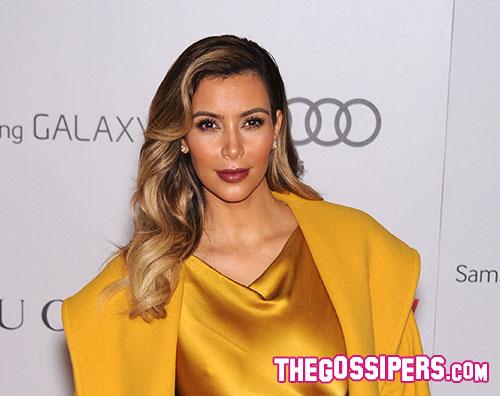kim11 Kim Kardashian e North coinvolte in un incidente dauto