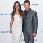 Camila e Matthew 150x150 Matthew McConaughey e Jared Leto a Londra per Dallas Buyers Club