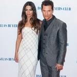 Camila e Matthew2 150x150 Matthew McConaughey e Jared Leto a Londra per Dallas Buyers Club
