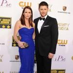 Deeb e Jensen Ackles 150x150 Critics Choice Awards 2014: le foto dal red carpet