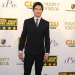 IanSomerhalder21 150x150 Critics Choice Awards 2014: le foto dal red carpet