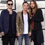 JaredLeto 30SecondsToMars 150x150 Grammy Awards 2014: tutte le star sul tappeto rosso