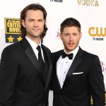Jensen Ackles 150x150 Critics Choice Awards 2014: le foto dal red carpet