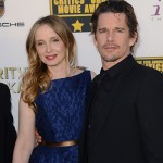 JulieDelpy EthanHawke 150x150 Critics Choice Awards 2014: le foto dal red carpet