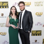 LaurenMiller Seth Rogen 150x150 Critics Choice Awards 2014: le foto dal red carpet