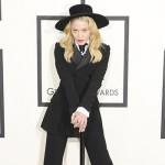 Madonna 150x150 Grammy Awards 2014: tutte le star sul tappeto rosso