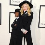Madonna e DavidCiccone 150x150 Grammy Awards 2014: tutte le star sul tappeto rosso