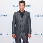 Matthew 150x150 Matthew McConaughey e Jared Leto a Londra per Dallas Buyers Club