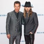 Matthew e Jared 150x150 Matthew McConaughey e Jared Leto a Londra per Dallas Buyers Club