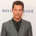 Matthew2 150x150 Matthew McConaughey e Jared Leto a Londra per Dallas Buyers Club