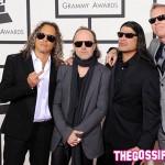 Metallica 150x150 Grammy Awards 2014: tutte le star sul tappeto rosso