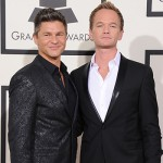 PatrickHarris e DavidBurtka 150x150 Grammy Awards 2014: tutte le star sul tappeto rosso