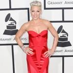 Pink2 150x150 Grammy Awards 2014: tutte le star sul tappeto rosso