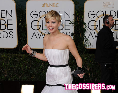 golden jen Futuro da pop star per Jennifer Lawrence?