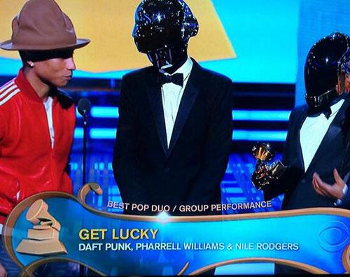 grammy1 Grammy Awards 2014: tutti i vincitori