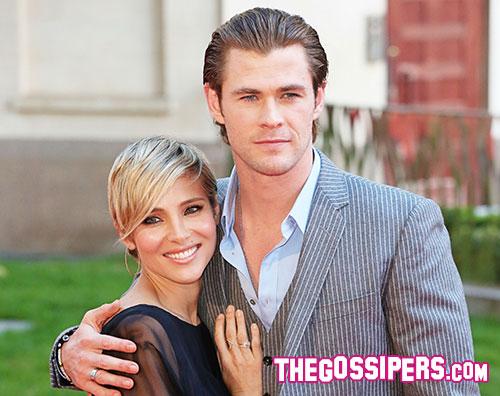 hems Gemelli in arrivo per Chris Hemsworth!