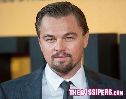 leo1 Leonardo Di Caprio a Londra per The Wolf of Wall Street